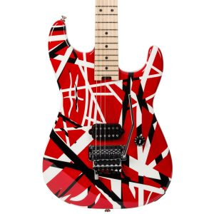 EVH Striped Series rouge
