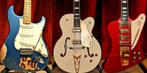 La VITRINE du Guitariste